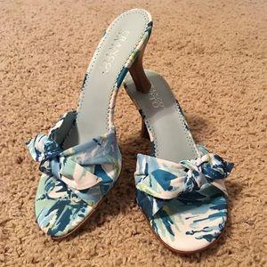 Floral Sandals 6R